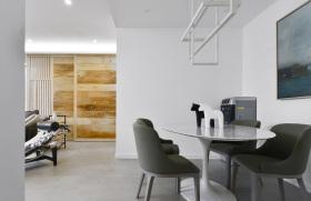 简约现代舒适餐厅设计