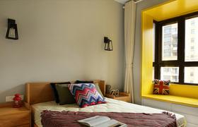 民族风个性卧室装修设计