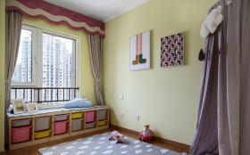 简约精致儿童房收纳设计