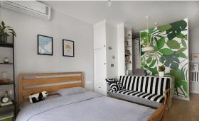 清新简约舒适客厅设计