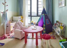 简约趣味儿童房装饰设计