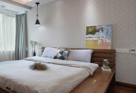 简约精致温馨卧室装修设计