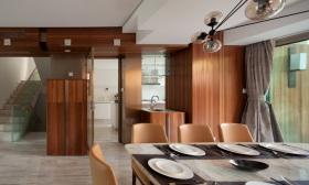 全木雅致舒适餐厅装修设计