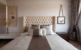 简欧格调品质卧室装修设计