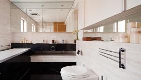 简约欧式典雅卫生间装修设计