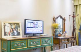 美式装饰电视柜