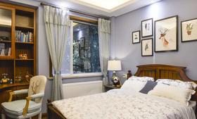 美式经典雅致卧室设计