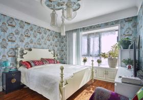 欧式经典卧室设计