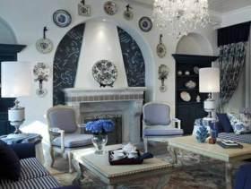 2015年地中海一居装修案例