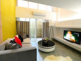 现代两室一厅装修案例赏析