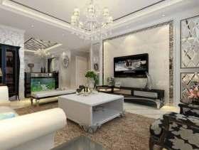 精美欧式一居室装修案例