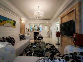 2015新古典三居室装修案例