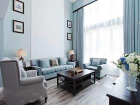 明亮欧式三室装修案例