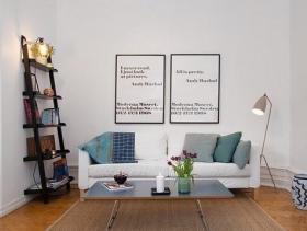 简约精致小户型单身公寓装修设计