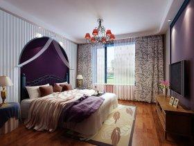 2015地中海三居室装修案例