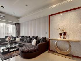 现代两居装修设计图