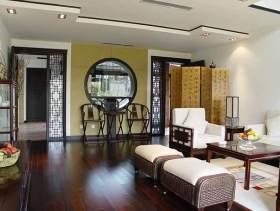 中式精致别墅装修效果