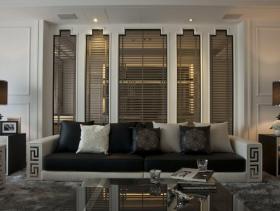 2015年欧式古典三居装修设计图