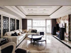 2015年新古典四居装修效果图