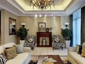 美式别墅装潢设计