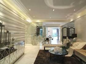 现代风格二居室装修设计