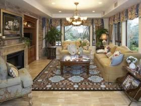 2015美式别墅装潢