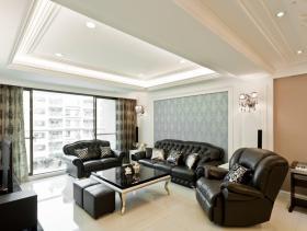 2015新古典三居装修案例