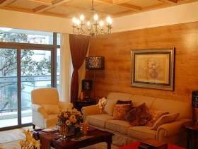 中式雅致别墅装潢设计