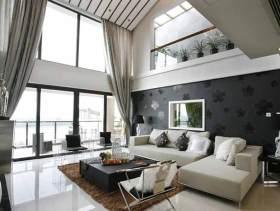 现代风格别墅装修案例