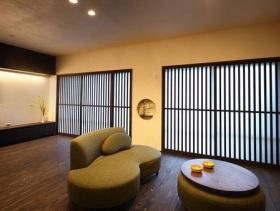 简约日式风格一居室装修效果图