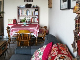异域风情混搭一居室装潢设计