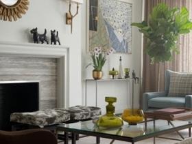 恬淡简约风格一居室设计效果图集