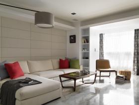 现代简约两居装修案例欣赏