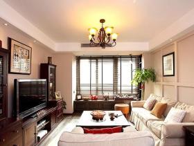 质朴中式两居装修设计