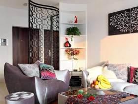 2015混搭风格二居室装修设计