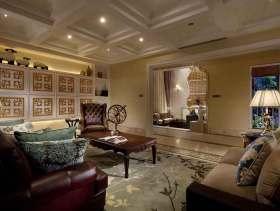 豪华大气美式别墅设计欣赏