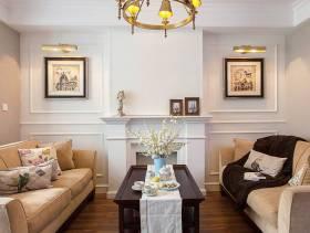 76平两室两厅的轻美式生活