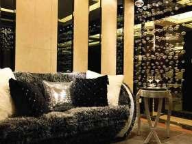 奢华精品新古典主义二居设计欣赏