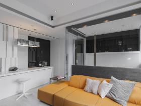 简约风格三室一厅装修效果大全
