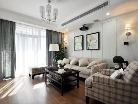 清新丽家两室一厅装潢案例