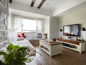 混搭个人主义三居室设计案例