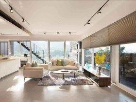 简约自然两居室装修案例欣赏
