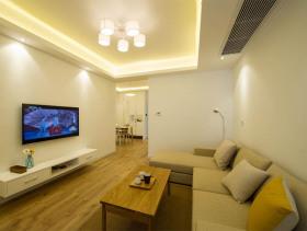 雅致简约两居室装修设计欣赏