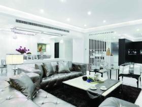 时尚唯美新古典设计二居室装潢