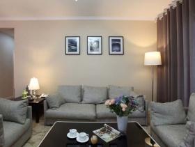 现代雅致三居室装修效果图赏