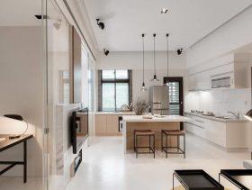 36平现代简约小户型单身公寓