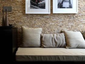 时尚高端现代风格二居室装修布置欣赏