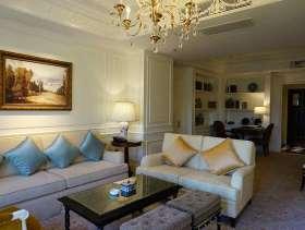 精致温馨美式二居室装修设计图集