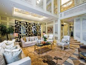 欧式华美别墅设计欣赏