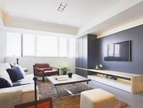 宜家风格二居室时尚装修设计